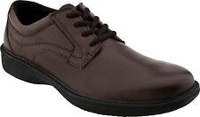Clarks Men Shoes Walking Casual Oxford Brown Sale Size 12  Medium (D, M)