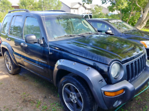 2003 Jeep Liberty Rocky Mountain Edition