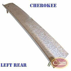 Left Rear fits JEEP Cherokee XJ 1984-1996 55003243 Crown Fender Flare Retainer