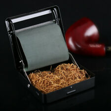 Automatic Cigarette Tobacco Roller Rolling Machine Box Metal 70mm case