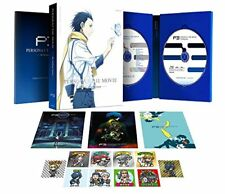 Persona 3 The Movie No3 Falling Down Limited Edition BD CD Booklet