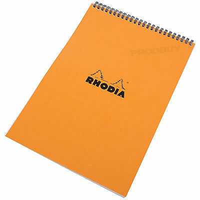 A4 Refill Pad Quality Paper Perforated Notepad Lined Ruled Margin 60 Pages 70gsm