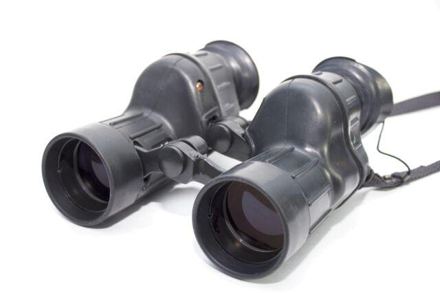 BelOmo Military Prism Binocular 7x42. Fixed Focus. Avimo License. British Army