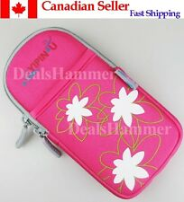 Soft Case Pouch for Sony Play Station Portable PSP GO PSvita PSV Pink - Canada