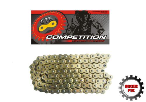 FITS KTM 600 LC4 MX 90-92 Gold Heavy Duty GTR Chain