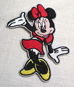 Patch thermocollant Minnie