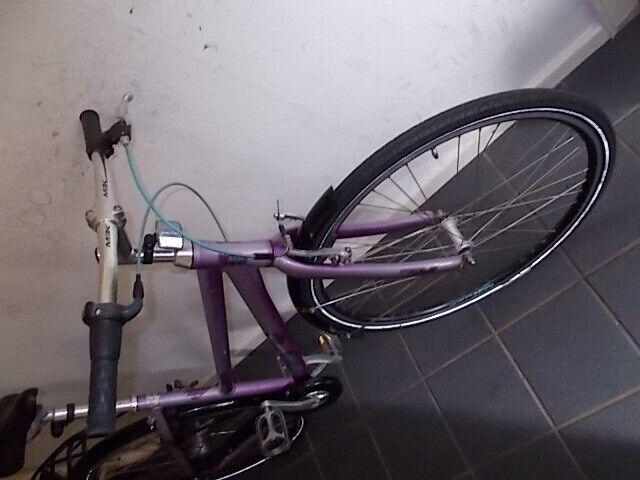 Damecykel, MBK, Citybike