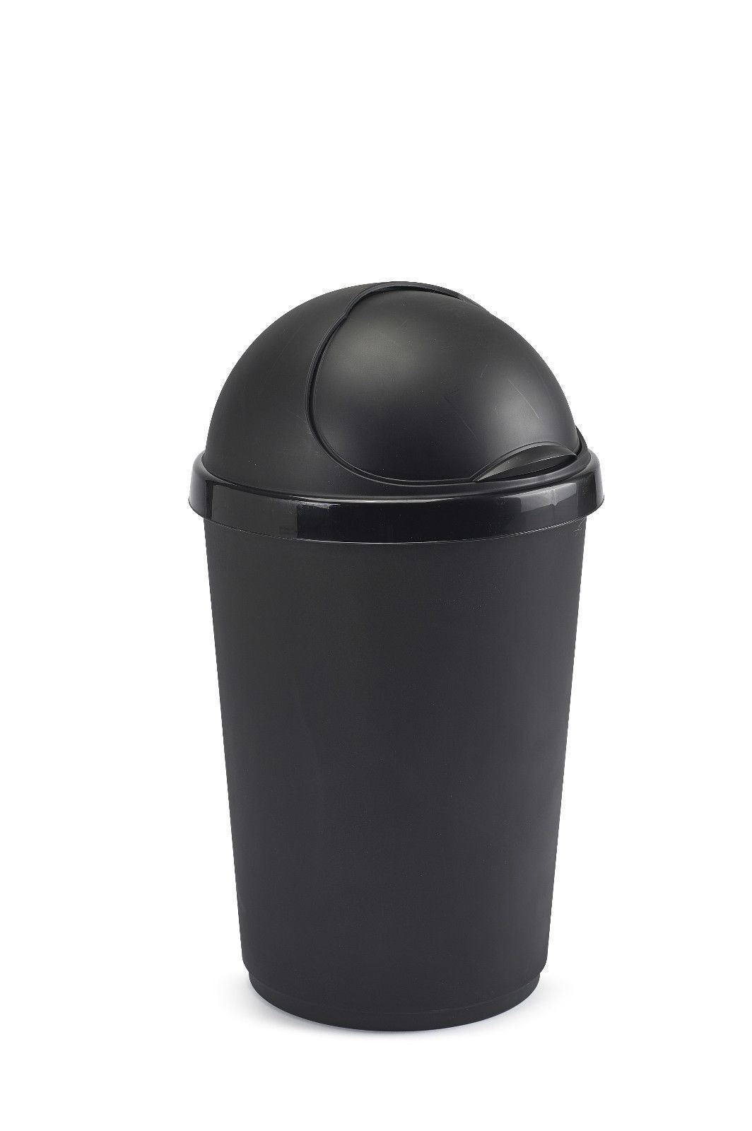 New Plastic Swing Bullet Recycle Recycling Touch Top Bin