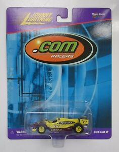 Johnny-Lightning-COM-Racers-YAHOO-1999-Playing-Mantis-NEW