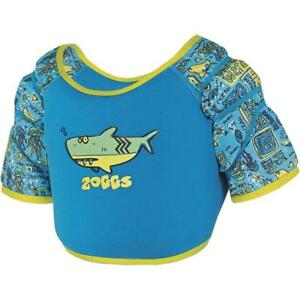 Zoggs-Deep-Sea-Waterwing-Vest-Swimming-Training-For-Children