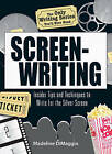 The Only Writing Series You'll Ever Need Screenwriting by Madeline DiMaggio (Paperback, 2007)