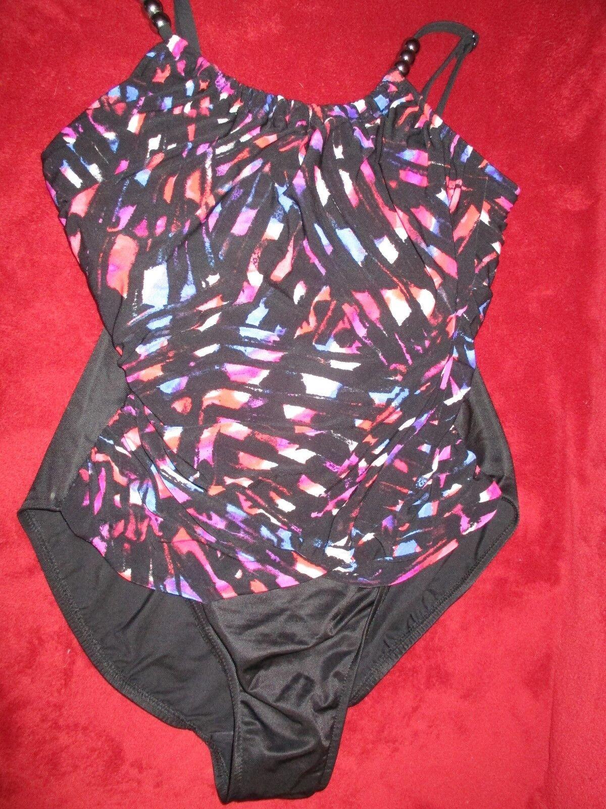 Womens Magicsuit GorgeousBathing SuitSize 14 EUC-Amazing