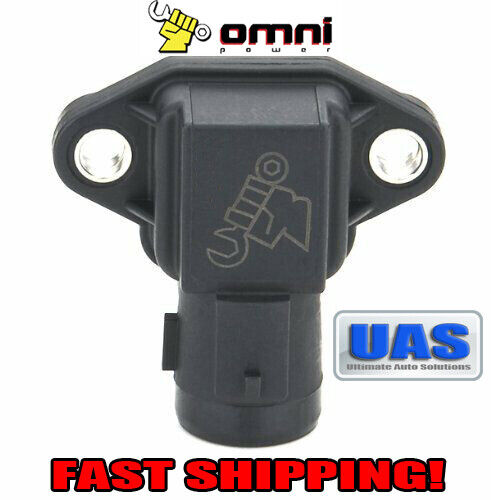 Omni Power 2.5 BAR MAP Sensor Fits 1993-2001 Honda Prelude VTEC H22A H22A1 H22A4