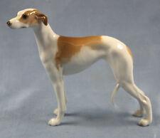 whippet Windhund Figur Hund Porzellanfigur Hutschenreuther windspiel porzellan