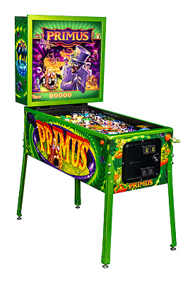 NEW Stern Primus Pinball Machine | eBay