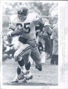 1961 New York Giants Halfback Rob Gaiters Run VS Green Bay Packers