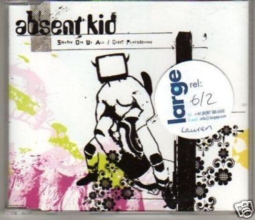 (D926) Absent Kid, Shame On Us All - DJ CD