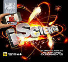 iScience: Elements, Forces and Explosive Experiments! by Clive Gifford (Hardback, 2015)