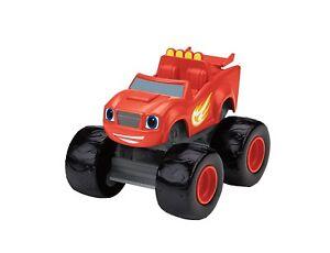 Blaze Et Les Monster Machines Véhicule Bavarde Fisher-Price Jouet Voiture Enfant