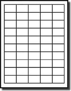 Upc Barcode Labels 100 Sheets 50 Labels Per Sheet