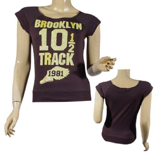 Femmes haut fille sans manches col rond stretch débardeur femme t shirt top10-14
