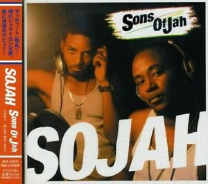 Sojah-Sons-of-Jah-New-amp-Sealed-Authentic-Japanese-CD