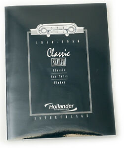 Hollander Classic Search Volume II: 1946-1956