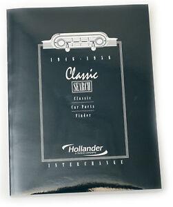 Hollander Classic Search Volume II: 1946-1956