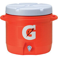 7 Gallon Gatorade Dispenser - Coolers on sale