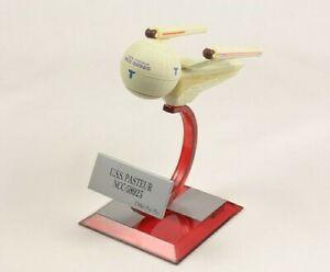 Star Trek Model Trading Figure U.S.S.Pasteur BETA-2 Original Futura Japan