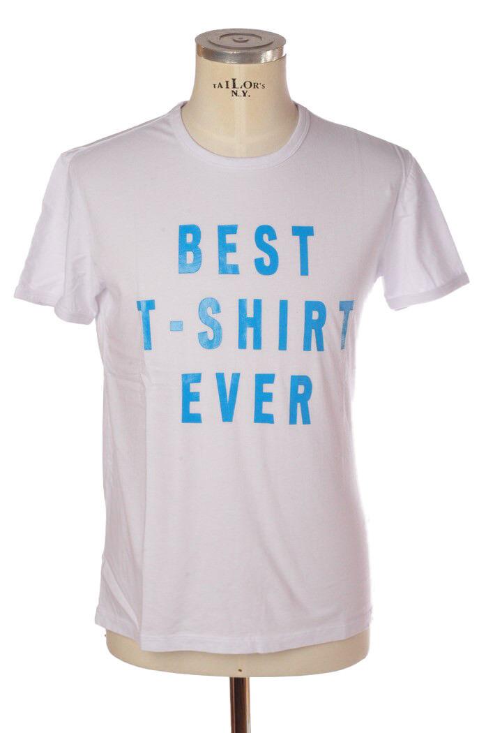 438cbaa8f5b Sun68 - - man - White - 826018C185348 Topwear-T-shirts oqlflw7872-T ...