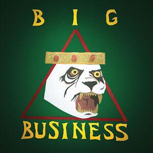 Big-Business-Blacker-Holes-7-034-Vinyl-Flexi-Disc-Record-non-lp-song-the-melvins