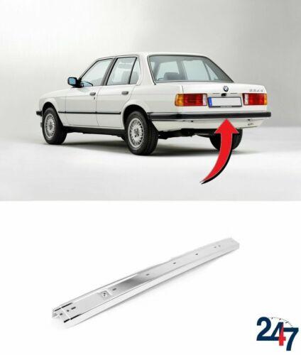REAR BUMPER MIDDLE PART CHROME COMPATIBLE WITH BMW 3 SERIES E30 1982-1987