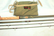 "12'-0"" Hardy the ""Matchman 3p /2 tops Match fishermans float rod v/rare superb"