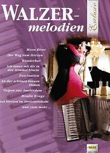 Akkordeon-Noten-Walzer-Melodien-leichte-Mittelstufe-mittelschwer