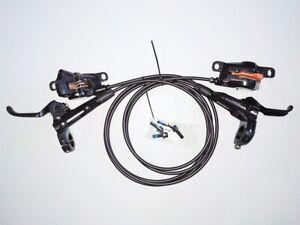 SHIMANO-DEORE-M6000-MTB-Bike-Hydraulic-Disc-Brake-Front-amp-Rear-UK