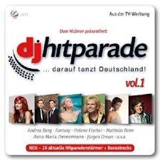 DJ HITPARADE VOL.1 2012 CD NEU MIT PATRICK LINDNER UVM.
