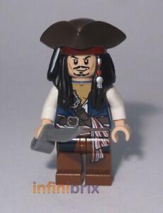 Lego-Captain-Jack-Sparrow-Tricorne-Minifigure-from-polybag-30133-NEW-poc024