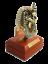 thumbnail 2 - **Rare** King Tut (Tutankhamun) Mask Statue Replica, Ancient Egyptian Statues