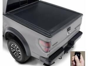 Retrax Powertrax One Mx Electric Tonneau Cover 2015 2019 Ford F150