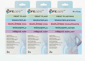 8-XXL-Waermepflaster-XXL-18x12-Waerme-Therapie-Schmerzpflaster-Waermepad-Waermekiss
