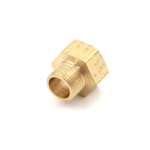 """1//2/"""" BSP Female x 3//8/"""" BSP Male Thread Connection Brass Pipe Fitting Adapter .ÖÖ"""