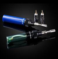 Gas Blow Torch Soldering Solder Iron Gun Butane Cordless Welding Pen Burner