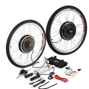 26-034-E-Bike-Kit-1000W-de-conversion-de-velo-electrique-moteur-de-Roue-avant-48V