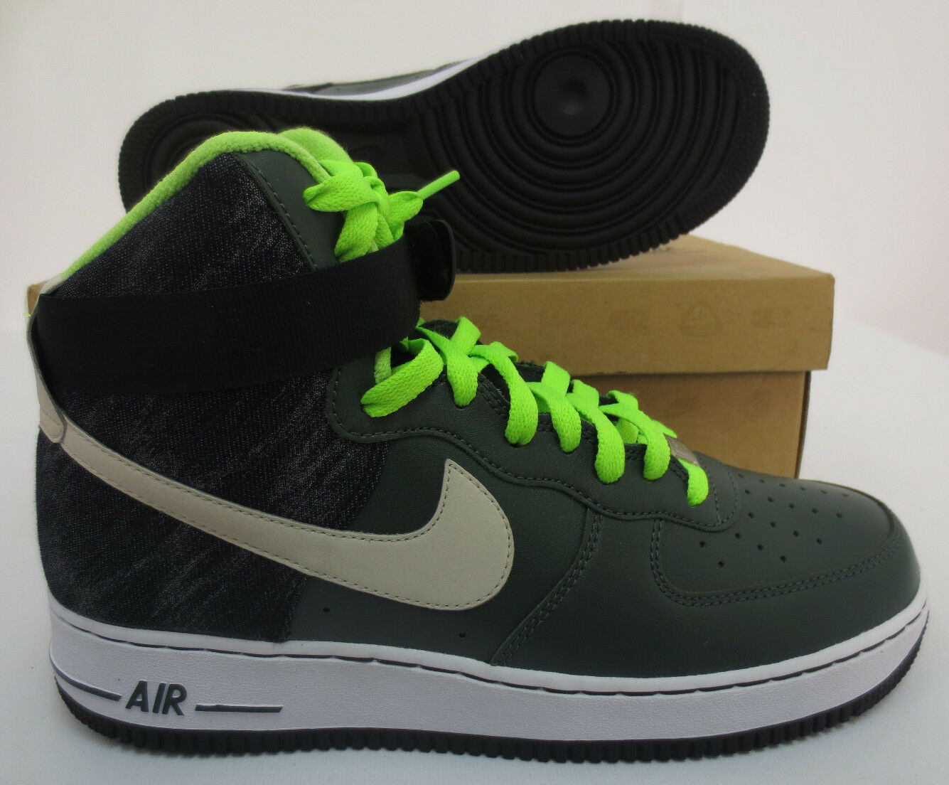 85d3f50749587 NIKE AIR FORCE 1 HIGH 07 MENS SIZE SIZE SIZE 10 SHOES 315121 302 ATHLETIC  SNEAKERS