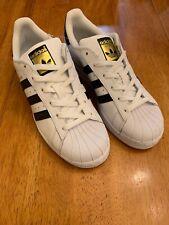 Adidas Superstar Foundation J # S81019 Pink Gold GS Big Kids SZ 3.5-7