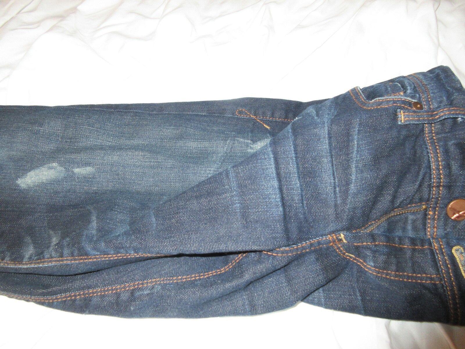 !iT Jeans , Los Angeles , Size 28 , Capri , Blue
