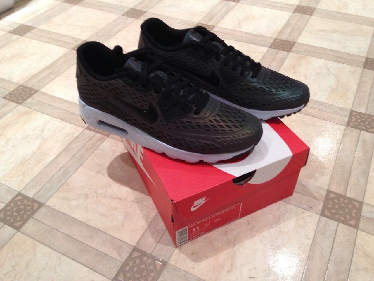 2018 Nike Air Max Ultra tamaños Moire Holograma Qs iridiscente tamaños Ultra Nueva ef23a4