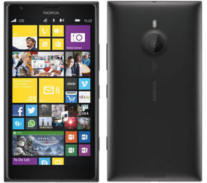 LOT OF 100 AS IS Nokia Lumia 1520 - Black 16GB - AT&T Windows Phone