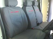 Renault Trafic 2001-2014. Tailored Seat Covers with Free Embroidery.